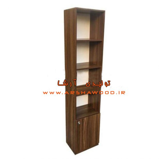 تولیدی کتابخانه چوبی