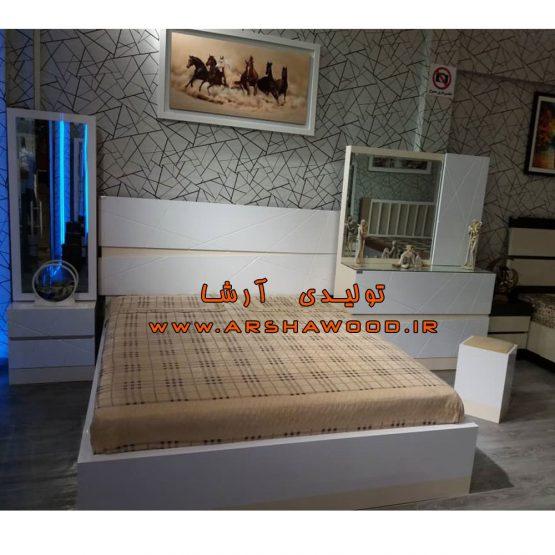 عکس سرویس تخت خواب دو نفره کرج