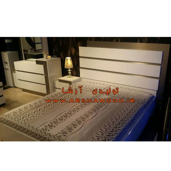 عکس سرویس تخت خواب دو نفره شیراز
