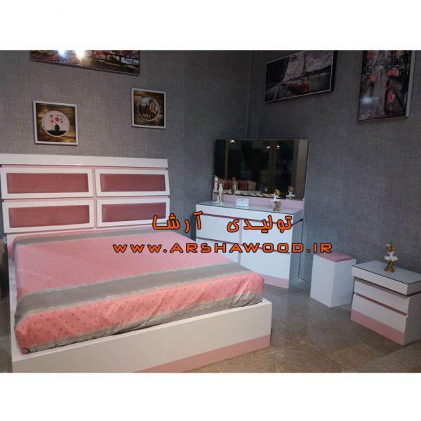 عکس سرویس تخت خواب دو نفره اهواز