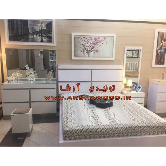 خرید سرویس خواب دو نفره شیراز