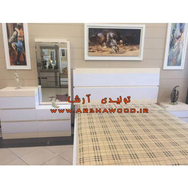 خرید سرویس تخت خواب دو نفره شیراز