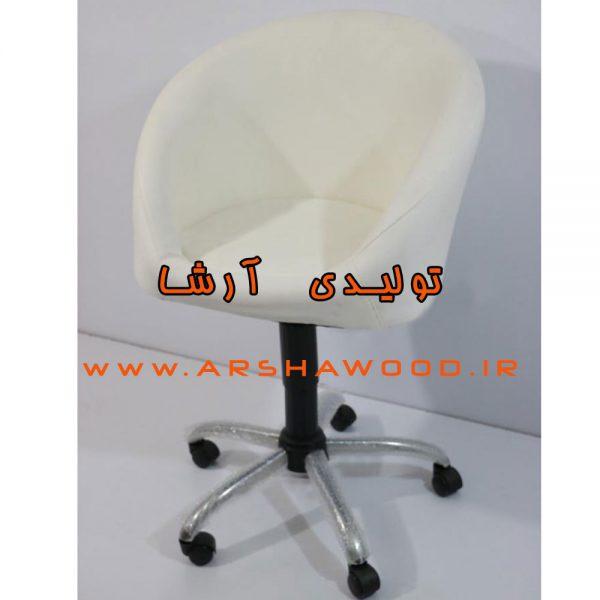 عکس صندلی کوپ سفید